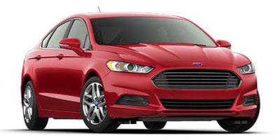 2013 Ford Fusion SE 4dr Car