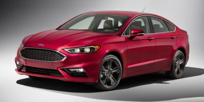 New 2018 Ford Fusion
