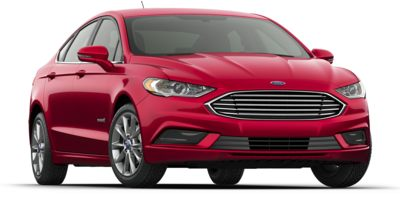 New 2018 Ford Fusion Hybrid