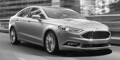 New 2019 Ford Fusion