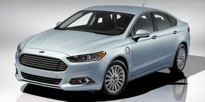 Used 2014 Ford Fusion Energi