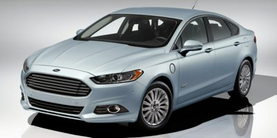 Used 2016 Ford Fusion Energi