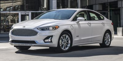 New 2020 Ford Fusion Energi