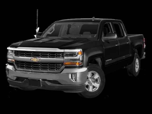 Used 2017 Chevrolet Silverado 1500