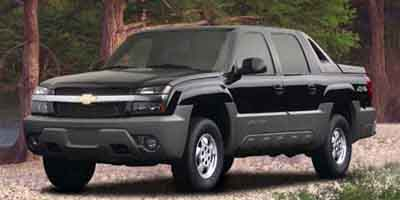 Used 2002 Chevrolet Avalanche