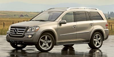 Used 2008 Mercedes-Benz GL-Class