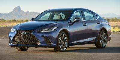 New 2020 Lexus ES