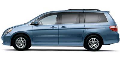 2005 Honda Odyssey EX Van