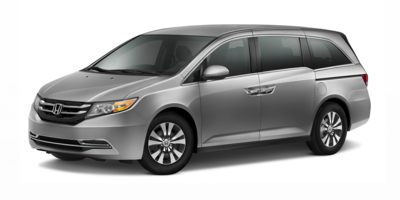 2016 Honda Odyssey 5dr SE Van