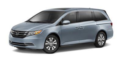 2016 Honda Odyssey 5dr EX-L w/Navi Van