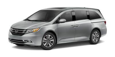 2016 Honda Odyssey 5dr Touring Elite Van