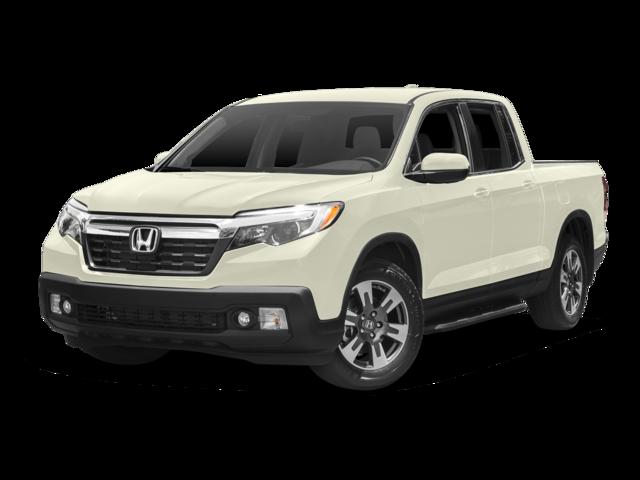 2017 Honda Ridgeline RTL 4x4 Crew Cab 5.3' Bed Truck
