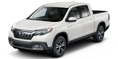 2017 Honda Ridgeline RTL 4x4 Crew Cab 5.3' Bed