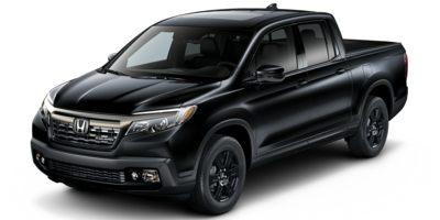 2017 Honda Ridgeline Black Edition 4x4 Crew Cab 5.3' Bed