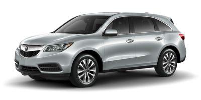 Used 2016 Acura MDX