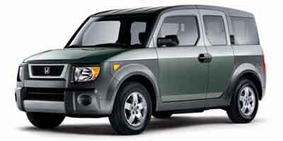 2004 Honda Element EX Wagon