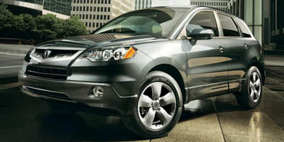 2008 Acura RDX BASE Wagon