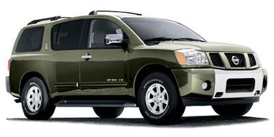 Used 2005 Nissan Armada