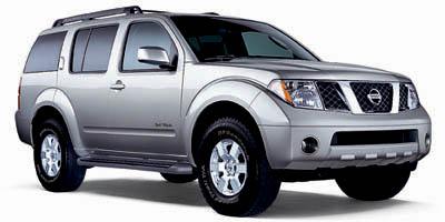 Used 2005 Nissan Pathfinder