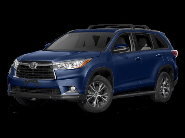 2016 Toyota Highlander XLE SUV