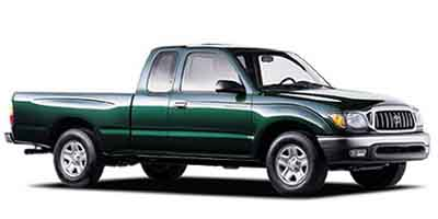 Used 2003 Toyota Tacoma