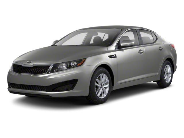 2013 Kia Optima LX 4D Sedan