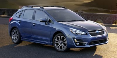 2015 Subaru Impreza 2.0i Sport Limited Wagon