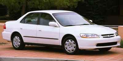Used 2000 Honda Accord Sdn