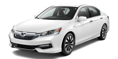 2017 Honda Accord Hybrid Base Sedan