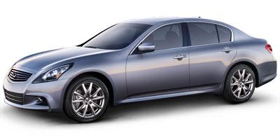 2010 Infiniti G37 x Sedan