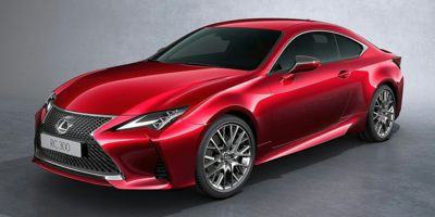 New 2020 Lexus RC