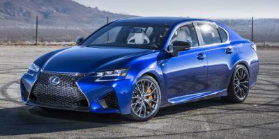 New 2020 Lexus GS F