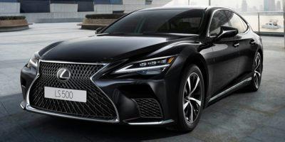 New 2021 Lexus LS