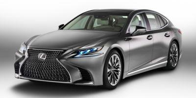 New 2020 Lexus LS