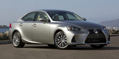 New 2020 Lexus IS
