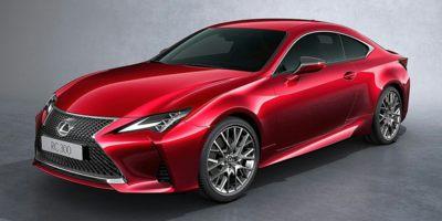 New 2019 Lexus RC