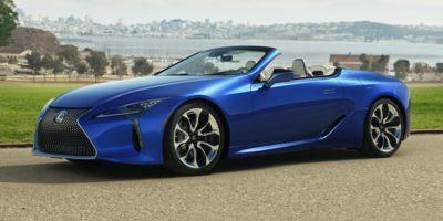 New 2021 Lexus LC