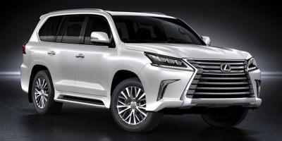 New 2020 Lexus LX