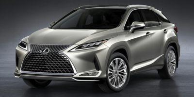 New 2020 Lexus RX