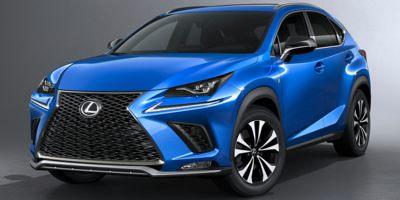 New 2020 Lexus NX