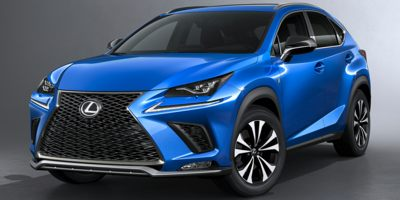 New 2019 Lexus NX