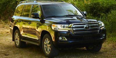 2016 Toyota Land Cruiser Base 4D Sport Utility