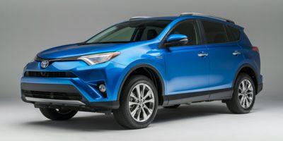 Used 2016 Toyota RAV4 Hybrid