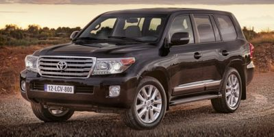 2015 Toyota Land Cruiser Base Wagon