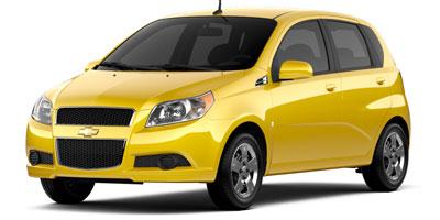 2009 Chevrolet Aveo LT w/1LT Sedan