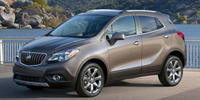 2015 Buick Encore Leather Wagon