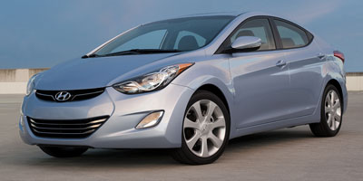 2013 Hyundai Elantra Limited Sedan