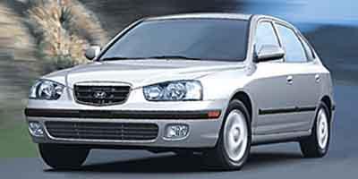 Used 2003 Hyundai Elantra