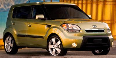 2010 Kia Soul + Wagon