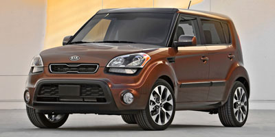 2013 Kia Soul Base 4D Hatchback